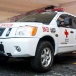 Nissan entrega a Cruz Roja Mexicana vehículo de emergencia Titan