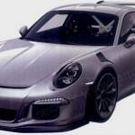 Nuevo Porsche 911 GT3 RS en fotos filtradas