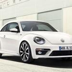 Volkswagen R-Line Beetle, Touareg y Tiguan ya en México