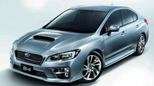 Subaru WRX S4 2015