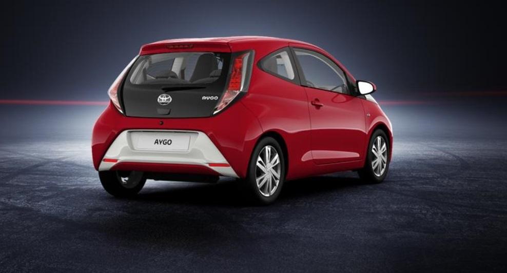 Toyota Aygo 3 puertas