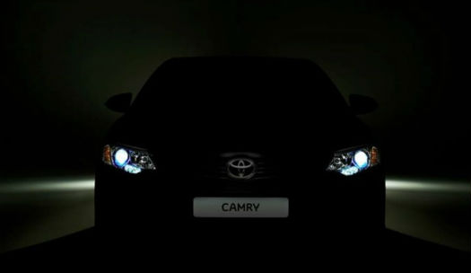 Toyota Teaser Camry 2015