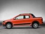 Volkswagen Saveiro doble cabina