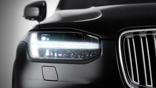 Volvo XC90 Exterior