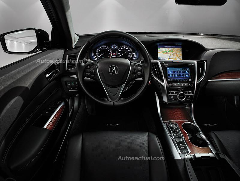 Acura México TLX 2015