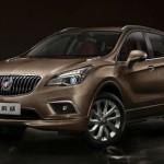Buick presenta el nuevo Envision para China
