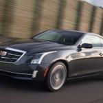 Cadillac ATS Coupé llega a México