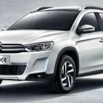 Nuevo Citroën C3-XR en fotos oficiales