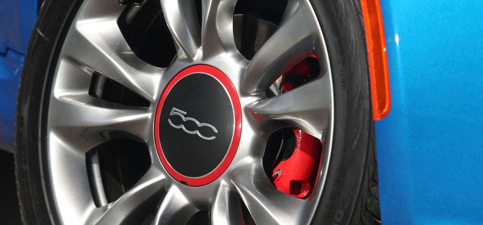 Fiat 500 Sport 2015 en México