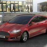 Nuevo Ford Mondeo cuenta con la más alta tecnología