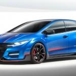 Honda Civic Type R Concept II es revelado
