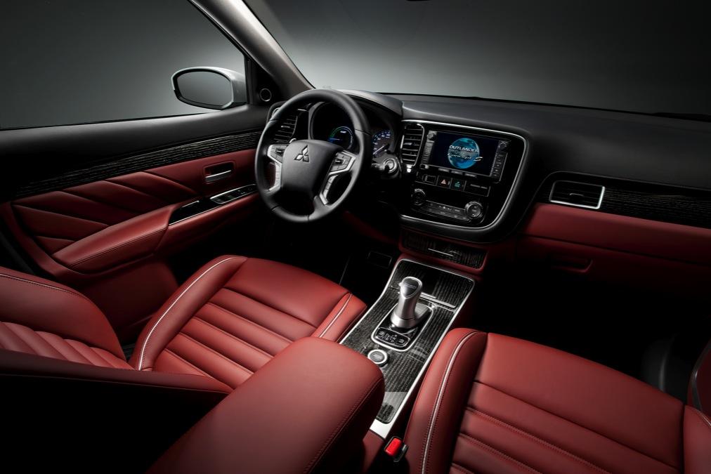 Mitsubishi Outlander Concept-S