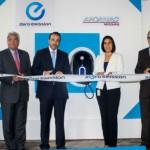 Nissan inaugura centro de carga para el LEAF en la Ciudad de México