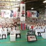 Nissan produce su motor 10 millones en su planta de Aguascalientes