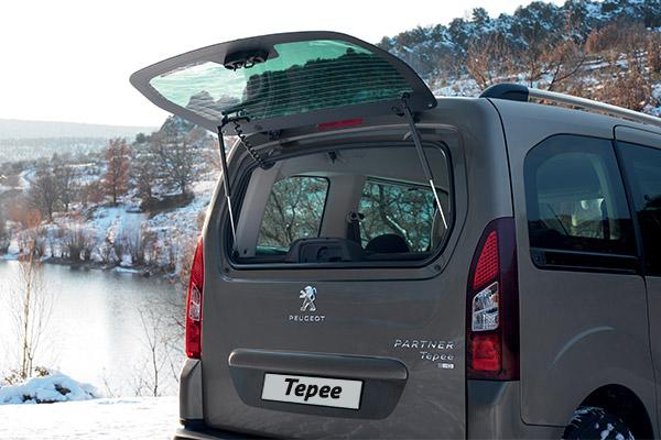 Peugeot Partner Tepee 2015 para México