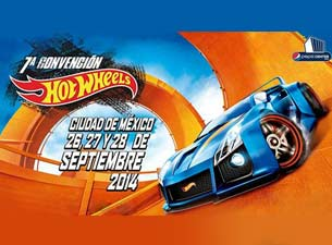 Poster Hot Wheels 7 Convencion México
