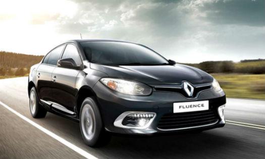 Renault Fluence 2015 México