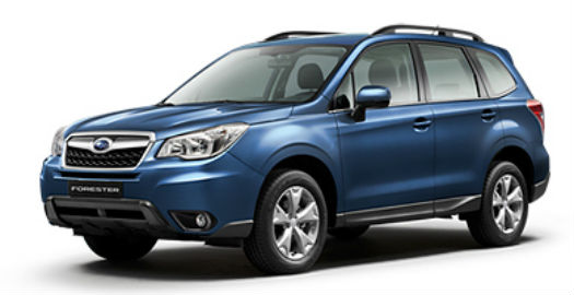 Subaru Forester 2015 México