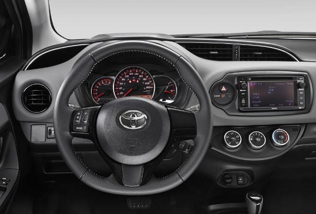 Toyota Yaris 2015 México