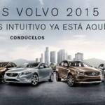 Volvo presenta su gama 2015 para México