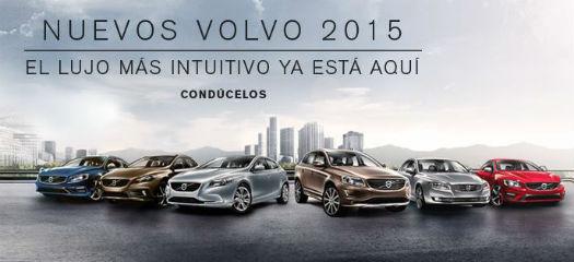 Volvo gama 2015 México