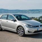 Volkswagen presenta el Golf GTE su primer híbrido enchufable