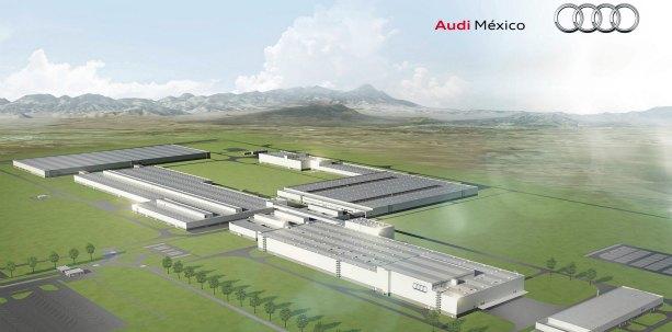Audi Centro de Especialización en México