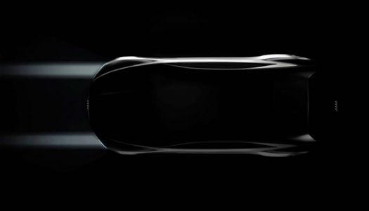 Teaser Audi Concept Car