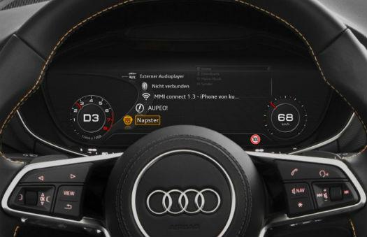 Audi Online Media Streaming