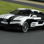 Nuevo Audi RS7 Piloted Driving Concept es revelado