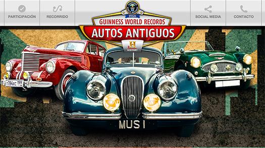 Autos Antiguos México History