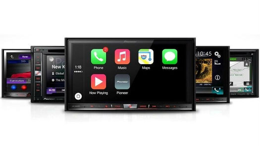 Carplay de Apple con Pioneer