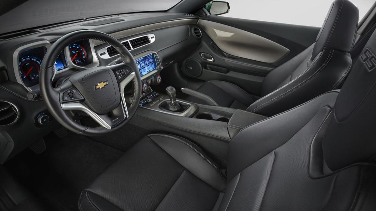 Chevrolet Camaro Spring