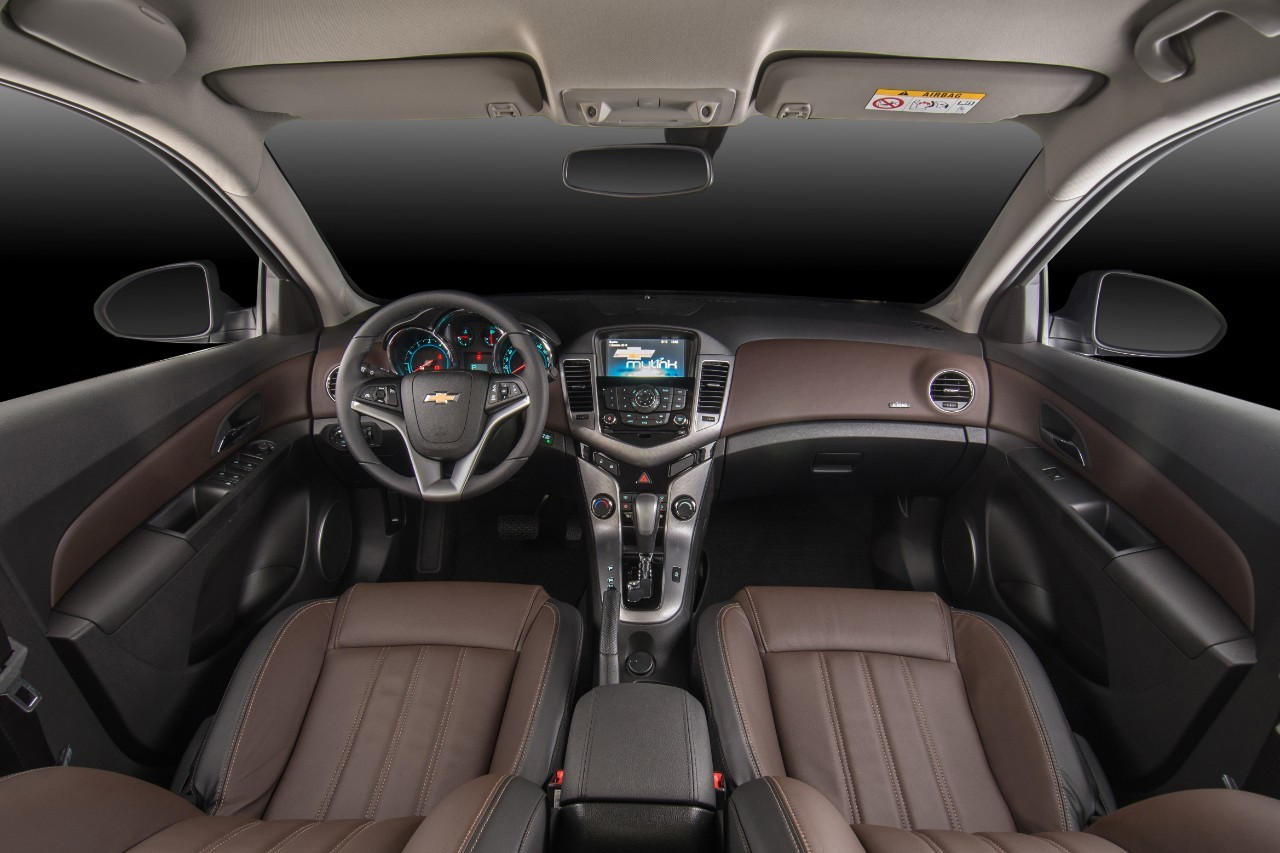 Chevrolet Cruze FL 2015