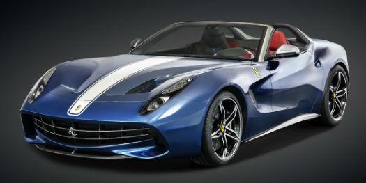 Ferrari F60 América