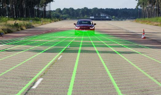 Ford integra sistema de frenado inteligente