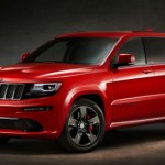 Jeep presenta el Grand Cherokee SRT Red Vapor en París