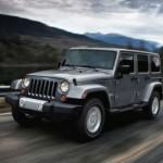 Jeep pone a la venta el Wrangler Unlimited 2015 en México