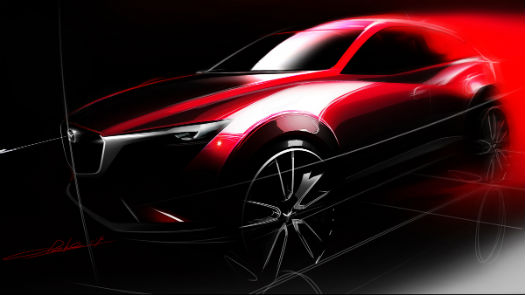 Mazda CX-3 Concept