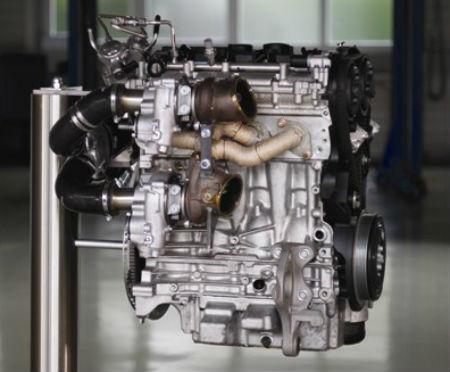 Nuevo motor de Volvo