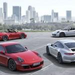 Porsche registra un incremento en sus ventas en 2014
