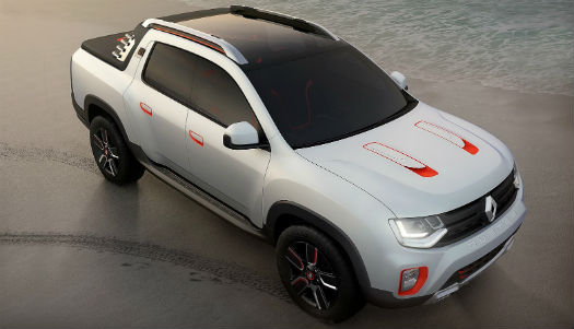 Renault Oroch Pick-up