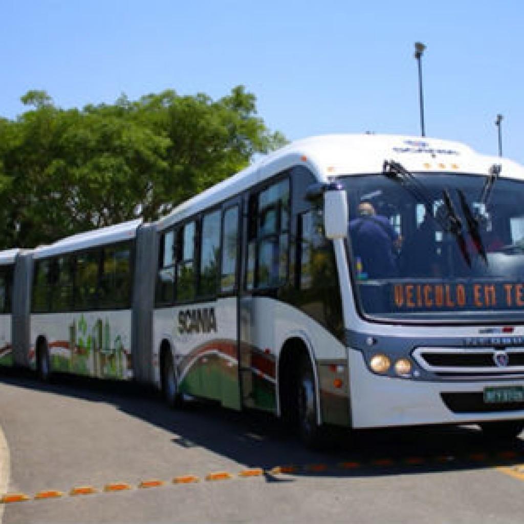 Scania Neobus Mega BRT