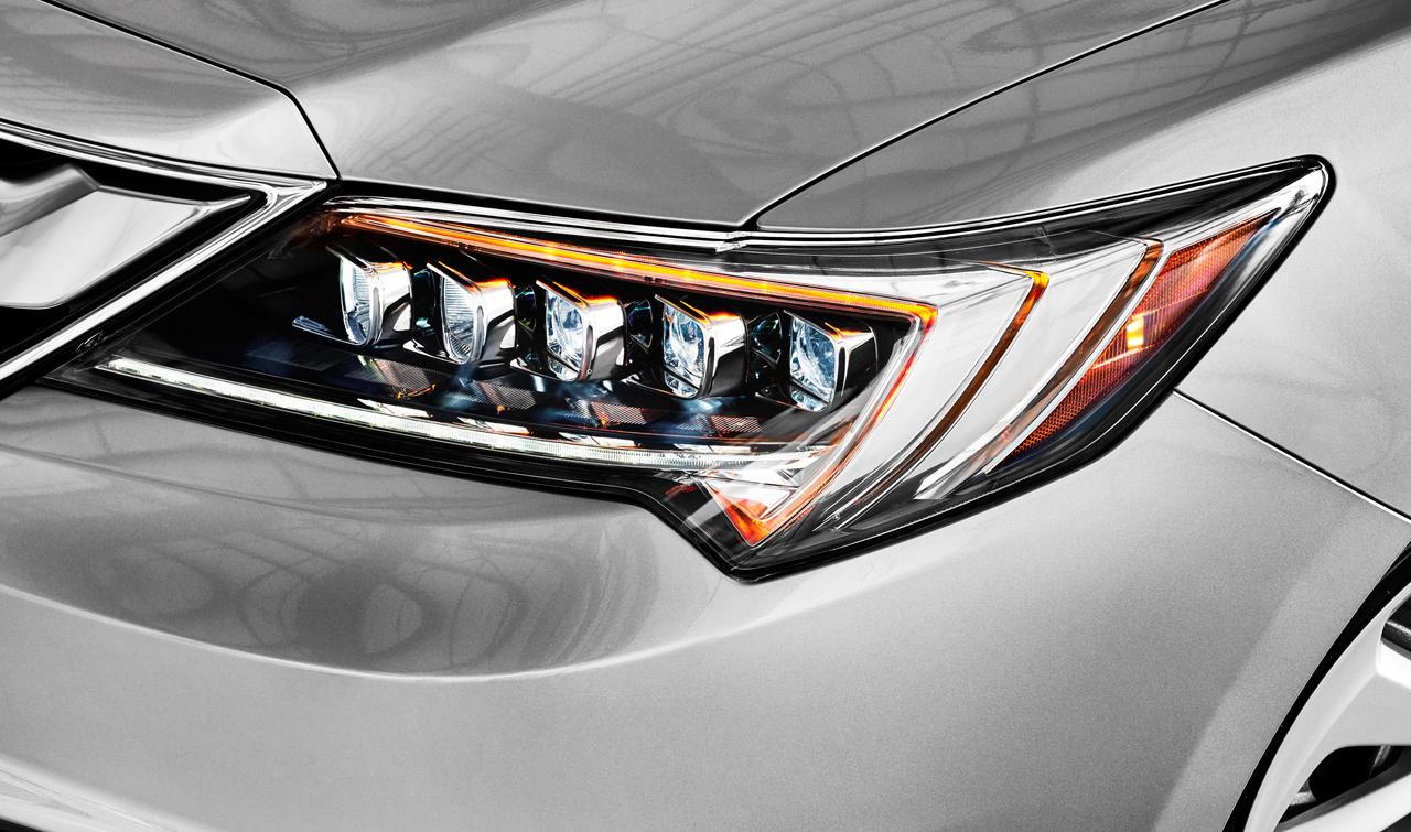 Acura ILX 2016 recibe actualización