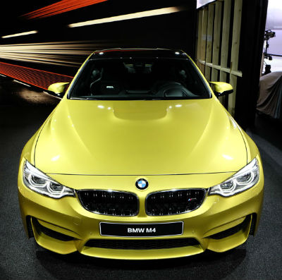 BMW M Performance M4