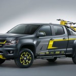 Chevrolet presentará en SEMA 2014 el Colorado Performance Concept
