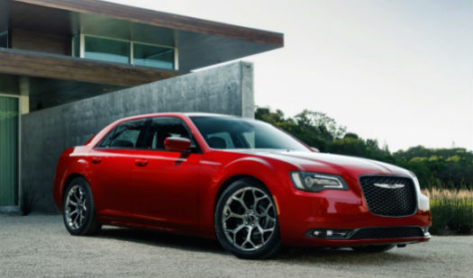 Chrysler 300 restyling