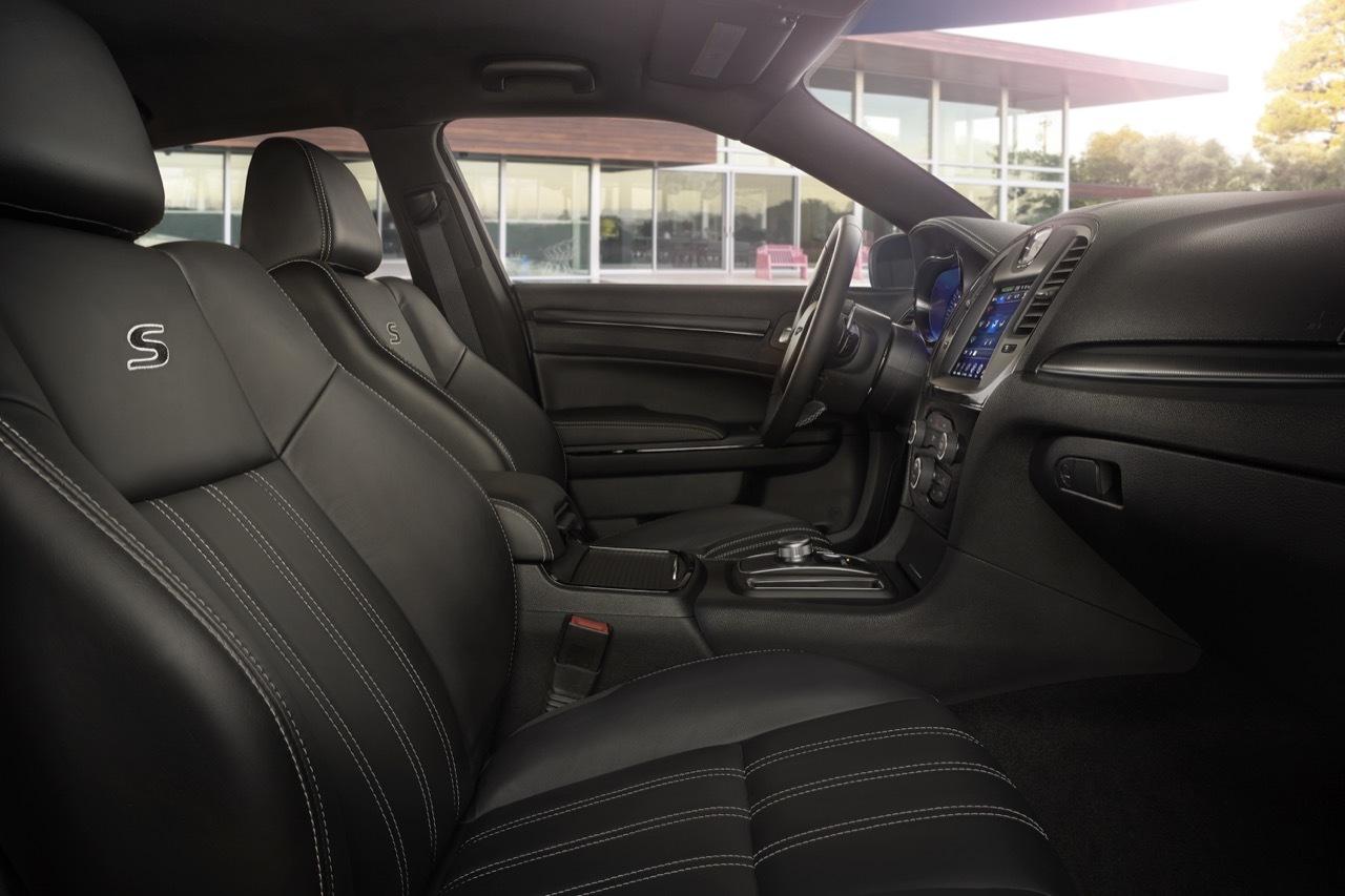 Chrysler 300 restyling