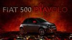 Fiat 500 Diavolo en México color negro