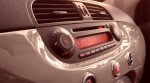 Fiat 500 Diavolo en México sistema de audio Blue&Me botones
